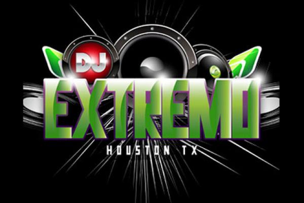 Dj Extremo Logo